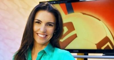 "Glenda Kozlowski comandará o ""Globo Esporte"" paulista interinamente"