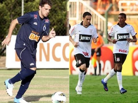 Cruzeiro e Corinthians
