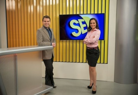 TV Sergipe estreia novos cenários